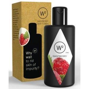 Buy W2 Detoxifying Raspberry Skin Toner - Nykaa