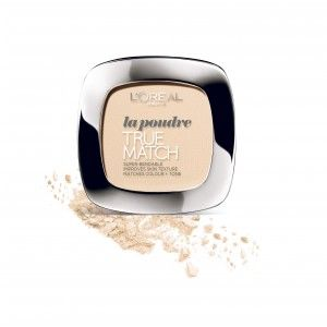 Buy L'Oreal Paris True Match Super Blendable Powder - Nykaa