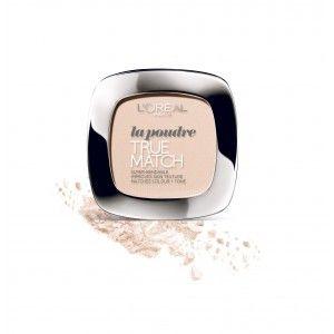 Buy L'Oreal Paris True Match Super Blendable Powder - Nykaa