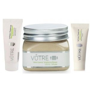 Buy Votre Whitening 3 Steps Clean Up Kit - Nykaa