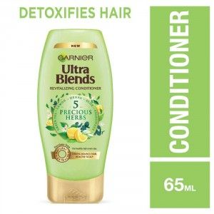 Buy Garnier Ultra Blends 5 Precious Herbs Conditioner - Nykaa