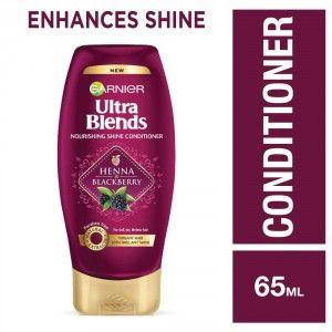 Buy Garnier Ultra Blends Henna Blackberry Conditioner - Nykaa