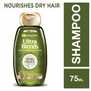 Buy Garnier Ultra Blends Mythic Olive Shampoo - Nykaa