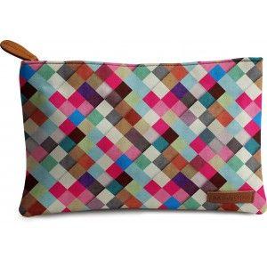 Buy DailyObjects Ubrik Checker Carry-All Pouch Medium - Nykaa