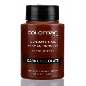 Buy Colorbar Ultimate Nail Enamel Remover - Dark Chocolate - Nykaa