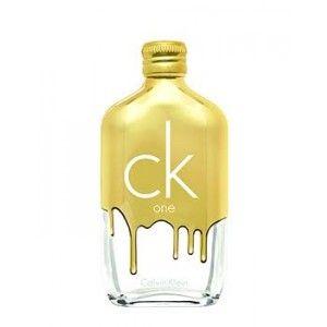 Buy Calvin Klein CK One Gold Eau De Toilette Spray - Nykaa