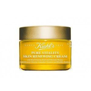 Buy Kiehl's Pure Vitality Skin Renewing Cream - Nykaa