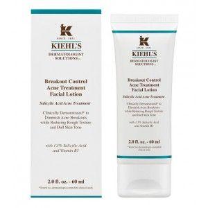 Buy Kiehl's Breakout Control Acne Treatment Facial Lotion - Nykaa