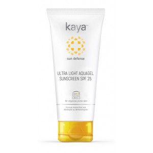 Buy Kaya Ultra Light Aquagel Sunscreen SPF 25 - Nykaa
