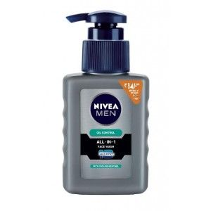 Buy Nivea Men Oil Control All In One Face Wash Pump (Off Rs.14) - Nykaa