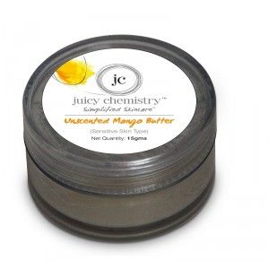 Buy Juicy Chemistry Unscented Mango Butter - Nykaa