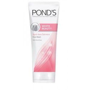 Buy Ponds White Beauty Spot-less Fairness Face Wash Advance Vitamin B3+ Formula - Nykaa