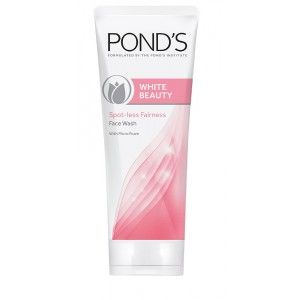 Buy Ponds White Beauty Spot-less Fairness Face Wash With Micro Foam - Nykaa