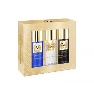 Buy Versace 19.69 Italia - Deodorant Gift Set For Male (Set of 3) - Nykaa