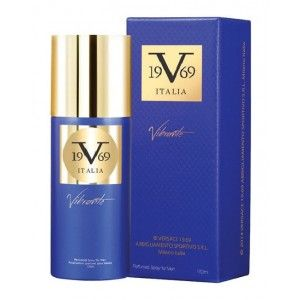 Buy Versace 19.69 Italia Vibrante Perfumed Spray For Men - Nykaa