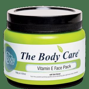 Buy The Body Care Vitamin E Face Pack - Nykaa