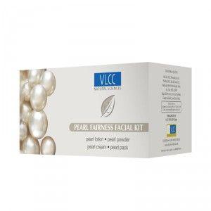 Buy VLCC Pearl Fairness Facial Kit (1kit) - Nykaa