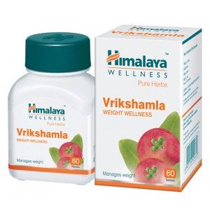 Buy Himalaya Wellness Vrikshamla 60 Tablets - Nykaa