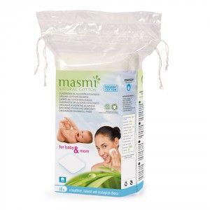 Buy Masmi Organic Cotton Squares - Nykaa