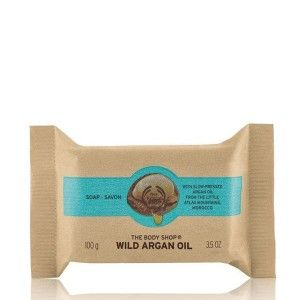 Buy The Body Shop Wild Argan Oil Soap - Nykaa