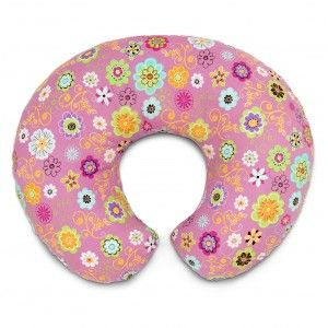 Buy Chicco Boppy Pillow Cover Wild Flowers - Nykaa