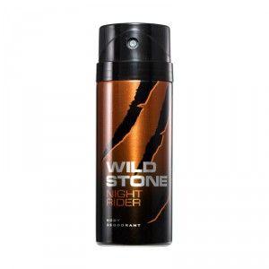 Buy Wild Stone Night Rider Deodorant Spray - Nykaa
