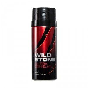 Buy Wild Stone Ultra Sensual Deodorant Spray - Nykaa
