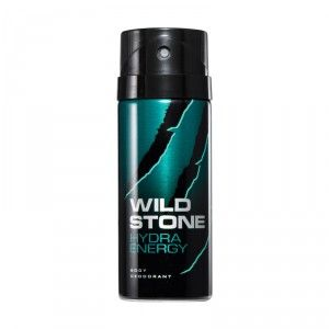 Buy Wild Stone Hydra Energy Deodorant Spray - Nykaa