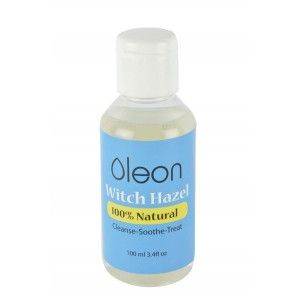 Buy Oleon Witch Hazel Natural Cleanse Soothe Treat - Nykaa