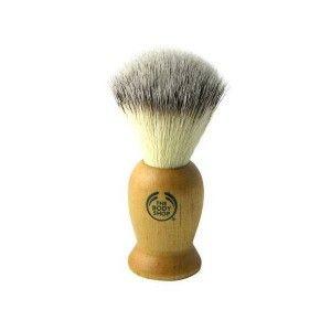 Buy The Body Shop Wooden Shaving Brush - Nykaa
