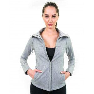 Buy Satva Aaliyah Jacket - Grey  - Nykaa