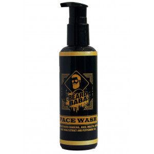 Buy Beard Baba Activated Charcoal Facewash - Nykaa