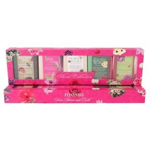 Buy Nyassa Set of 5 - Floral - Nykaa