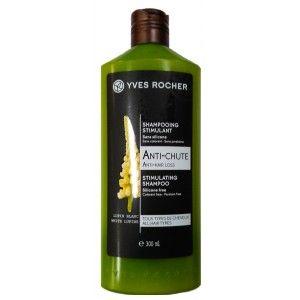 Buy Yves Rocher Anti- Hair Loss White Lupin Stimulating Shampoo - Nykaa