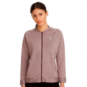 Buy Zivame Zelocity Fitted Jacket - Grey - Nykaa