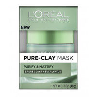 L'Oreal Paris Pure Clay Mask Purify & Mattify
