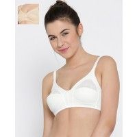 Amante Pack of 2 Full-Coverage Bras - Multi-Color
