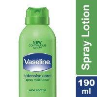 Vaseline Intensive Care Aloe Soothe Spray Moisturiser