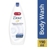 Dove Deeply Nourishing Body Wash (Rs. 61/- Off)