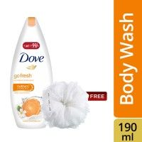 Dove Go Fresh Revitalize Bodywash Now at Rs. 99/-(Off Rs.61)