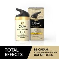 Olay Total Effects 7 In One Touch Of Foundation BB Creme SPF 15