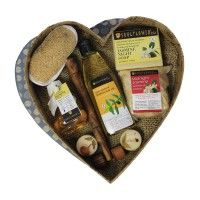 Soulflower Heart Bath Set with Jasmine