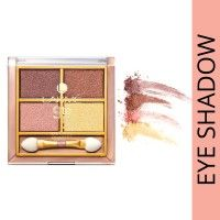 Lakme 9 To 5 Eye Quartet Eyeshadow - Desert Rose