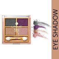 Lakme 9 To 5 Eye Quartet Eyeshadow - Silk Route