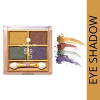 Lakme 9 To 5 Eye Quartet Eyeshadow - Tanjore Rush