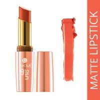 Lakme 9 To 5 Matte Lip Color - Orange Edge