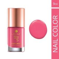 Lakme 9 To 5 Long Wear Nail Color - Rose Rush