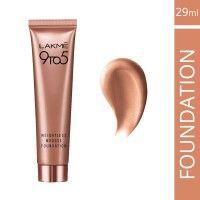Lakme 9 to 5 Weightless Mousse Foundation - Rose Honey