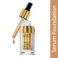 Lakme Absolute Argan Oil Serum Foundation With SPF 45 - Honey Dew