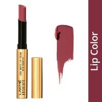 Lakme Absolute Luxe Matte Lip Color With Argan Oil - Mauve Silk